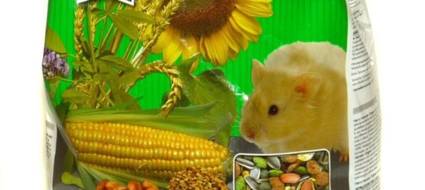 can rabbits eat hamster food
